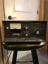 Branson Sonifier Cell Disruptor 350