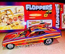 "NHRA Mike Mitchell 1:24 Diecast HIPPIE Top Fuel NITRO Funny Car Vintage ""RARE"""