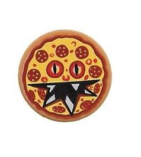 LEGO SCARY PIZZA ~ The Batman Movie Set 70910 Round 2x2 Pie Accessory Tile NEW