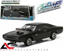 1/43 Greenlight 86228 Dodge Charger R/t Fast & Furious