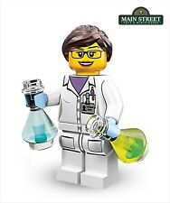 New LEGO Minifigures Sseries 11 71002 Lady Scientist