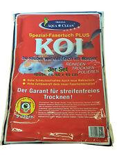 Aqua Clean Koi Spezial-Fasertuch PLUS