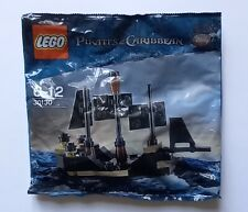 LEGO Pirates of the Caribbean Polybag Mini Black Pearl Brand New & Sealed 30131