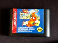 Puggsy (Sega Genesis, 1993) by Psygnosis Authentic Cleaned and Tested!