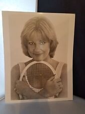 Chris Evert Tennis Player 8 x 10 Photo