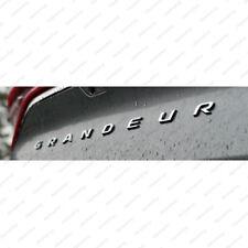 Hyundai Trajet XG 2000-2007 GENUINE OEM Parts Front H Logo Emblem 863003A000