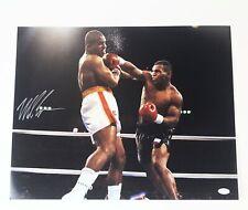 Mike Tyson Autograph 16x20 Boxing Signed Photo JSA COA 12
