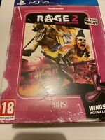 😍jeu fr ps4 playstation 4 ps5 5 neuf blister rage 2 deluxe edition