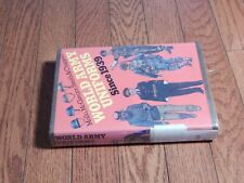 World Army Uniforms Since 1939 Hardcover 1986 Military War History