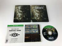 Fallout 4 Steelbook Edition Case from Pipboy Edition w/ Game Xbox One