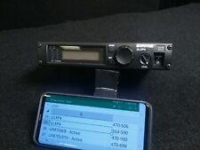 Shure ULX4 J1 / Single Receiver (554-590 MHz)