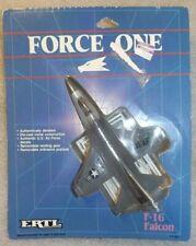 1986 Etrl F-16 Falcon Jet Force One MOC