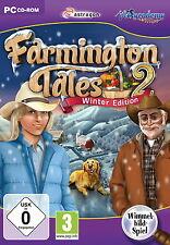 Farmington Tales 2 - Winter Edition (PC, 2014, DVD-Box)