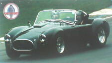 Dodge VIPER vs. Shelby AC COBRA Road Test Brochure
