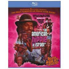 [SEALED] An American Hippie in Israel (Blu-ray/DVD, 2013, 3-Disc Set)