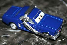 "DISNEY PIXAR CARS 2 ""BRENT MUSTANGBURGER WITH HEADSET"" LOOSE, SHIP WORLDWIDE"