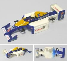 1993-94 TYCO Renault CANON elf #5 Indy F1 Slot Car BODY