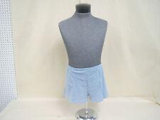 Fancee Free 4280 Heather Blue Shorts SIZE MED Medium100% Cotton USA Made