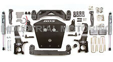 BDS SUSPENSION 2007-2015 TOYOTA TUNDRA 4WD 7 INCH LIFT KIT WITH REAR FOX SHOCKS