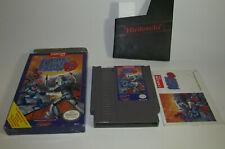 Mega Man 3 (Nintendo Entertainment System, 1990) NES Complete CIB Good Shape
