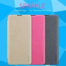 Original Nillkin Ultra Slim Sparkle Flip Leather Case Cover For Multi Cell Phone