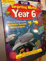 NSW Targeting Maths Year 6 - Student Book by Gloria Harris (Paperback, 2013)