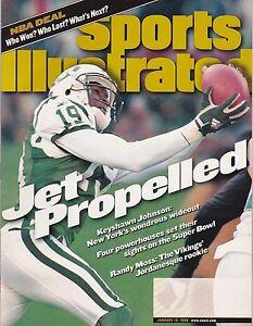 Sports Illustrated-Jan. 18, 1999-Keyshawn Johnson