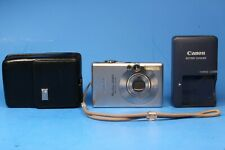 Canon PowerShot SD450 Digital Elph Camera - Silver, see test photos