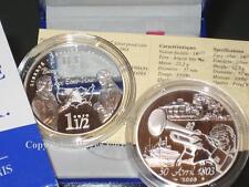 1,50 euro 2003 Napoleón vendido Luisiana plata pp rar