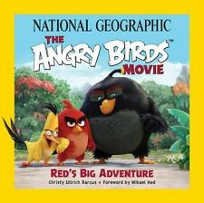 National Geographic The Angry Birds Movie: Red's Big Adventure  VeryGood