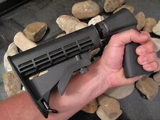 Remington 870 12 Gauge 6 position Stock TRI RAIL Shotgun Tactical Pistol Grip