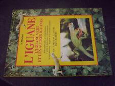 25$$ Livre L'Iguane vert & les autres Morphologie Achat Repro Hygiene Maladie