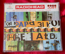 RADIOHEAD JUST UK PROMO cd single Thom Yorke