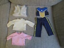 American Girl Doll Misc Clothing Items Lot of 5 Pieces