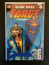 Dark Days the Force 1 High Grade DC Comic Book CL88-203