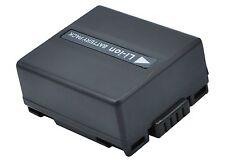 Premium Battery for Panasonic VDR-D160E-S, SDR-H20E-S, NV-GS17EF-S, VDR-M70PP