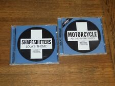 Lot Of Positiva 2 CD: Shapeshifters & Motorcycle (Jewel Case Edition) Limited