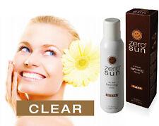 ZERO SUN Color CLEAR Make up Abbronzatura spray Sun Tun 200ml On The Go Abbronza