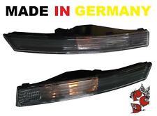 Satz schwarze Frontblinker VW Passat 3C B6 05-10 Limousine und Variant Blinker