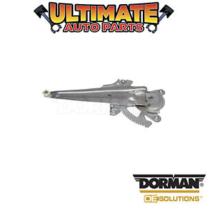 Dorman:  752-277 - Power Window Regulator - No Motor