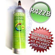 3S BOMBOLA RICAMBIO x KIT di RICARICA FAI DA TE GAS R422B CONDIZIONATORE 850 gr
