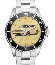 KIESENBERG® Uhr 20147 mit Auto Motiv für VW CC R-Line Fahrer