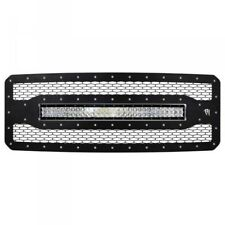 "11-16 FORD F250/350 RIGID INDUSTRIES RDS-SERIES GRILLE W/ 30"" LIGHT BAR."