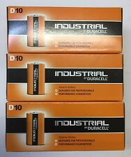 DURACELL torcia D *STOCK 30pz*  industrial mn1300 1,5v alcalina ex procell lr20