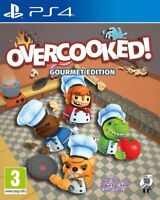 Overcooked! Gourmet Edition | PlayStation 4 PS4 New (1)