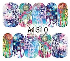 Stickers Ongles Water Décal Nail Art A-1310 - Dream Catcher