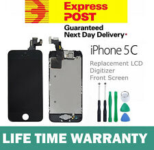 For iPhone 5C Complete Replacement LCD Digitizer Screen and Camera