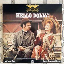 Hello Dolly! Wide Screen - LaserDisc