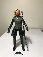Marvel Legends Black Widow Cull Obsidian Baf 6� loose