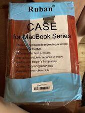MacBook Pro 13 Case 2012 2011 2010 2009 Release A1278, Ruban Hard Case Shell Cov
